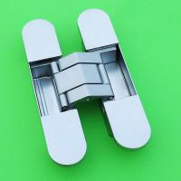 Buy cheap zamac door Fitting 3D adjustable Hidden concealed hinges product