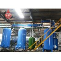 Stainless Steel Waste Motor Oil Recycling Machine Easy Operation CE Approved