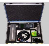 Buy cheap Portable Handle Ultrasonic Flow Meter (Calorimeter & Flowmeter) product