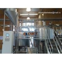 Buy cheap 3000L Large Scale Brewing Equipment 304 Sanitary Pumps product