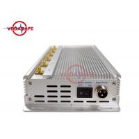 Buy cheap 30 - 50M Jamming Range Mobile Phone Signal Jammer 2G 3G 4G 3W / Band Signal Jammer product