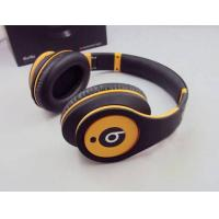 Buy cheap Professional Headphone Computer headphones Noise Reducing Studio in Yellow and Black product