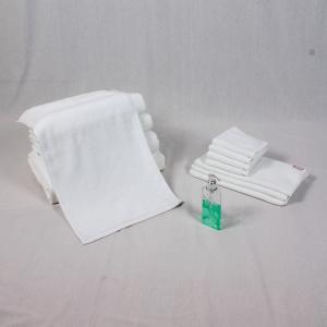 Buy cheap 34x75cm White Cotton Face Towel product