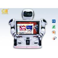 China Coin Operated Game Machine , Motion Sensor GamesWith Body Induction Technology Arcade on sale