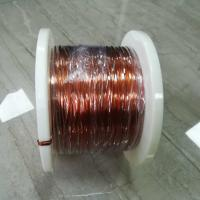 Buy cheap 1.1*1.0mm square enameled copper wire from wholesalers
