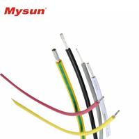Buy cheap Tinned Copper Wire Pvc Power Cable , AWM1015 Copper Electrical Cable UL758 from wholesalers