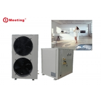 Buy cheap -25 degree super low temperature EVI heat pump r32 air water split type product