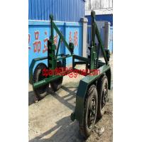 China  cable Reel Trailers  for sale