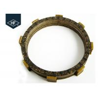 Buy cheap YAMAHA Motorcycle Clutch Plate Rubber Material YBR125 Disc Paper Based product