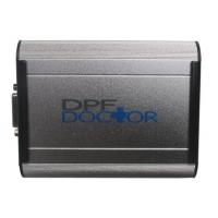 China DPF Doctor Truck Diagnostic Tool For Diesel Cars Particulate Filter on sale