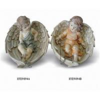 Buy cheap Polyresin Angel Figurine product