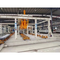 Buy cheap Tilting Table/Overturn table AAC Production Line product