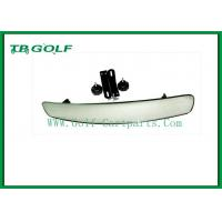 Panoramic Safety Golf Cart Side Mirrors With LED Blinker 19×18×4 Cm