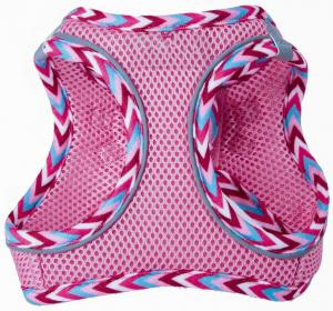 Buy cheap 9 Colors Breathable Soft Polyester Mesh Nylon Dog Harness product