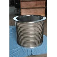 Buy cheap High Quality Pressure Screen Basket for Waste Paper Stock Preparation in Paper Processing product