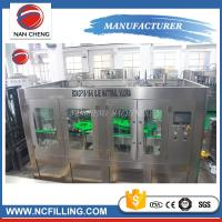 Buy cheap Automatic Drinking Water Filling Machine , Water Bottling Equipment Stainless Steel 304/316 product