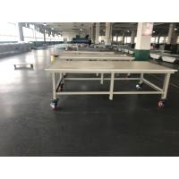 Buy cheap High quality and low price movable table with universal brake wheel /workage pattern table for wholesale from wholesalers