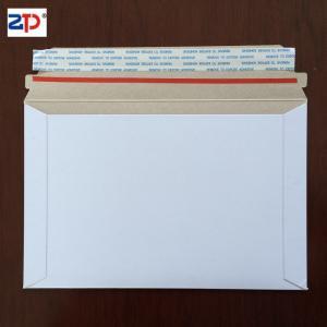 China board mailer cardboard rigid envelope on sale