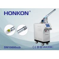 Buy cheap Professional Safe Vaginal Care Pigment Removal CO2 Fractional Laser For Beauty Salon product