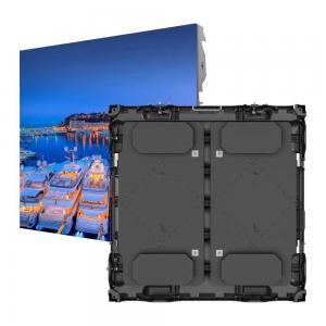 Buy cheap P4 Light Super Slim Digital Led Display Board Full Color Die - Casting For Concert product