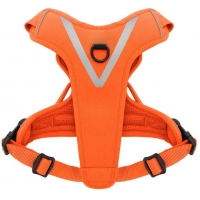 Buy cheap Outdoor Air Mesh Dual Attachment Nylon Dog Harness product