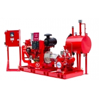 Buy cheap 1000 GPM FIRE PUMPI DIESEL ENGINE GROUP FIRE WATER PUMP UL FM APPROVED FIRE from wholesalers