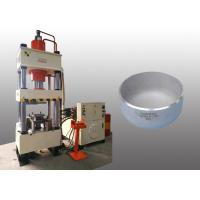 Quality Deep Drawing Double Action Hydraulic Press 500 Ton Capacity Large Flow Rate for sale