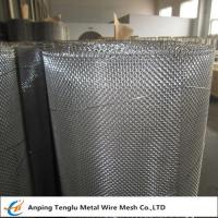 Buy cheap Stainless Steel Closed Edge Wire Mesh SS304\316 Customized Size product