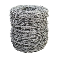 Buy cheap Barbed Wire Galvanized from wholesalers