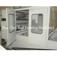 Buy cheap 110kw Colorful Stone Coated Roof Tile Machine Roof Sheet Making Machine product