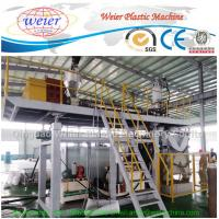 Buy cheap Plastic Extruder Machine / Extrusion Blow Molding Machine For Water Tank Drum product