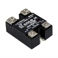 Buy cheap High Current 2ms On Off LED Indicator DC SSR Relay product