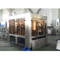 Buy cheap Automatic Carbonated Drink Filling Machine , Carbonated Soft Drink Filling from wholesalers