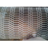 Buy cheap Special Hole Pattern Expanded Metal Mesh Making Machine For Decoration product
