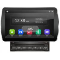 Buy cheap Universal Android Car Video Player 10.1 Inch Capacitive Touch Panel Version 7.X product