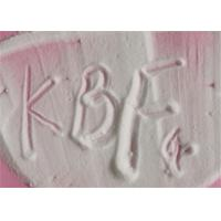 Buy cheap 98% Potassium Fluoroborate Powder KBF4 particle size 100-200mesh from wholesalers