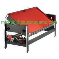 "Buy cheap Manufacturer 84"" Swivel Table 3 In 1 Combination Game Table Air Hockey Pool Table Tennis Table product"