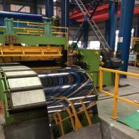 Buy cheap ASTM 240 SUS430 Stainless Steel Coil Slit PVC Coated / Hot Rolled 430 Stainless Steel 1250mm 1500MM Strips product
