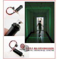 Buy cheap FU52036L50-BC15 360 degree 520nm 50mW green line laser,chineses laser line,laser from wholesalers