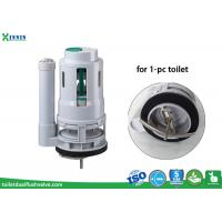 Buy cheap 3 Inch Push Button One Piece Toilet Flush Valve Replacement Heavy Duty Design product