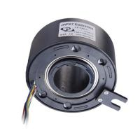 Buy cheap Fiber Brush Technology Rotary Joint Slip Ring Routing Water Or Gas For Automobile Industry from wholesalers