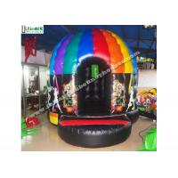 China Adults Disco Dome Inflatable Bouncer Commercial Digital Printing on sale