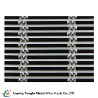 Buy cheap Stainless Steel Cable Mesh Cable pitch: 50mm Cable diameter: 2.0mm X 4 product