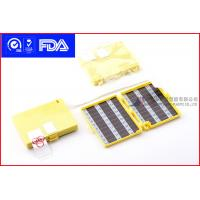 Buy cheap Custom Dual Magnetic Needle Counter W / O Sterilization Medical Sharps Container product