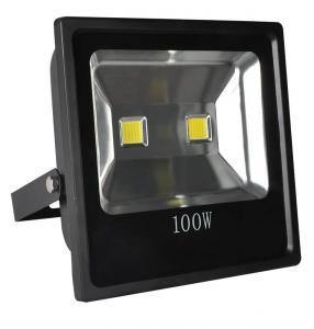 Buy cheap High lumen IP66 waterproof bridgelux COB led flood light 100 watt from wholesalers