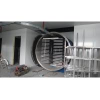Buy cheap 160Kw Vacuum Freeze Dryer , Industrial Freeze Dryer Durian Equipment CE from wholesalers