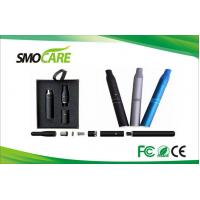 Stainless Steel Ago G5 Portable Vaporizer For Dry Herb , Black Blue E-Cig