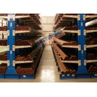 Buy cheap Durable Double Sided Cantilever Rack Galvanized Warehouse Racking Shelves product