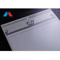 Buy cheap Elegant Aluminum Suspended Ceiling 30 X 30cm For House Decoration  Anti - Fouling product