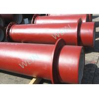 Buy cheap Flange Joint Ductile Iron Pipe  External Fusion Bounded Epoxy Coatings product